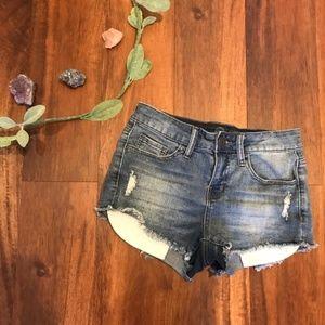 Authentic American Heritage   Denim Shorts